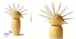 Chhapak ~ Porcupine Toothpick Holder