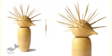 Chhapak ~ Porcupine Toothpick Holder