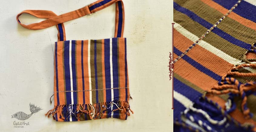 buy Chizami weaves: Sling Bag B