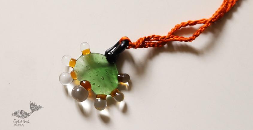 Zeenat ✤ Glass Jewellery ✤ Pendant ~ 51