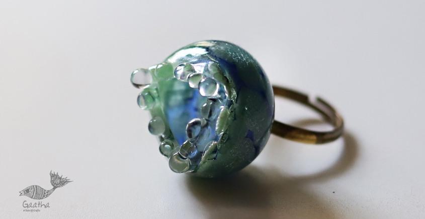 Zeenat ✤ Glass Jewellery ✤ Rings ~ 67