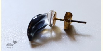 Zeenat ✤ Glass Jewelry ✤ ( Single Stud ) ~ 71