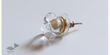 Zeenat ✤ Glass Jewelry ✤ ( Single Stud ) ~ 73
