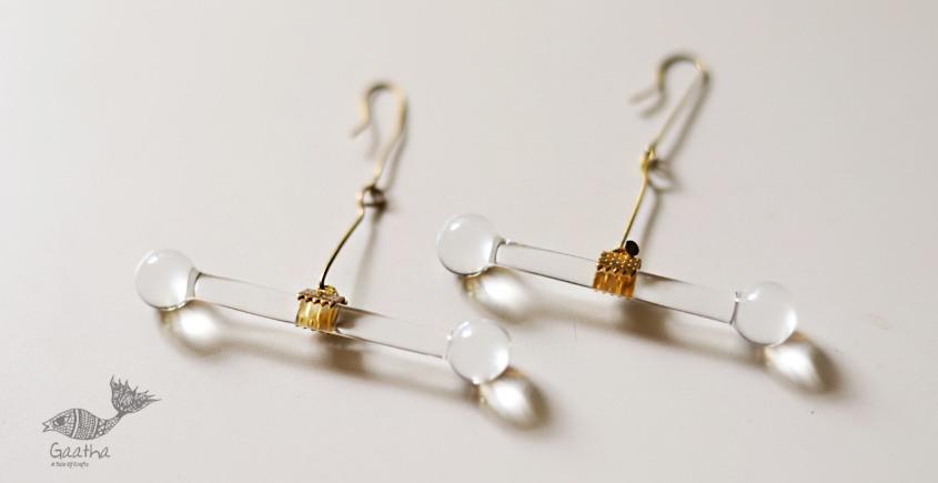 Zeenat ✤ Glass Jewellery ✤ Earring ~ 61