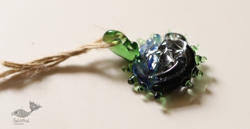 Zeenat ✤ Glass Jewellery ✤ Pendant ~ 56