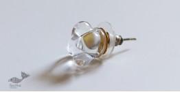 Zeenat ✤ Glass Jewelry ✤ ( Single Stud ) ~ 73