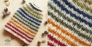Buy online Multi Color Stripes  Natural wool Hand Knitted Woolen Cap