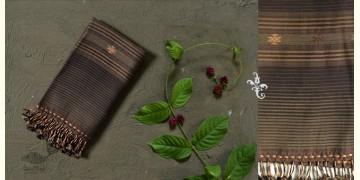 Beyond The Basics ✜ Handwoven Bhujodi Cotton Stole ✜ 28