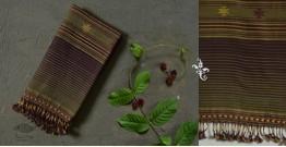 Beyond The Basics ✜ Handwoven Bhujodi Cotton Stole ✜ 30