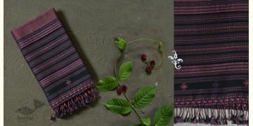 Beyond The Basics ✜ Handwoven Bhujodi Cotton Stole ✜ 31