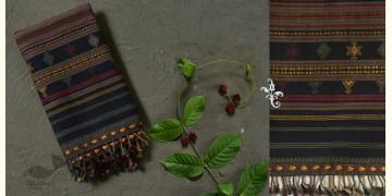 Beyond The Basics ✜ Handwoven Bhujodi Cotton Stole ✜ 33