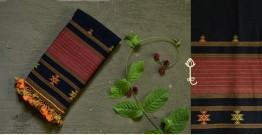 Beyond The Basics ✜ Handwoven Bhujodi Cotton Stole ✜ 16