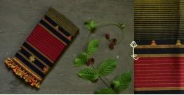 Beyond The Basics ✜ Handwoven Bhujodi Cotton Stole ✜ 16A