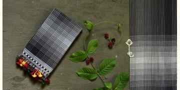 Beyond The Basics ✜ Handwoven Bhujodi Cotton Stole ✜ 2