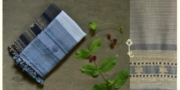 Beyond The Basics ✜ Handwoven Bhujodi Cotton Stole (Three Options) ✜ 4