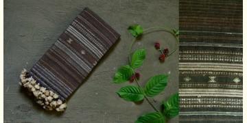 Beyond The Basics ✜ Handwoven Bhujodi Kala Cotton Stole (Three Options) ✜ 18