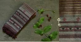 Beyond The Basics ✜ Handwoven Bhujodi Cotton Silk Stole ✜ 22
