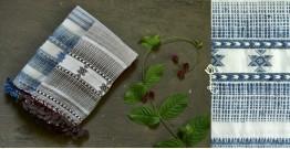 Beyond The Basics ✜ Handwoven Bhujodi Kala Cotton Stole (Four Options) ✜ 27