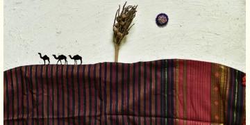 Breezy Mangroves ❧ Handwoven Bhujodi Cotton Dupatta ☙ 2