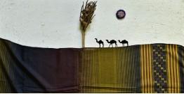Breezy Mangroves ❧ Handwoven Bhujodi Cotton Dupatta (Two Options) ☙ 4