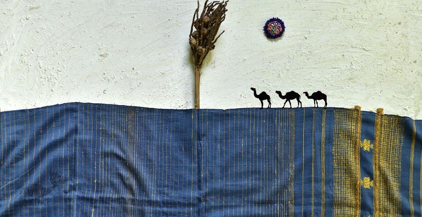 shop online Bhujodi Cotton Tussar Silk Dupatta 8
