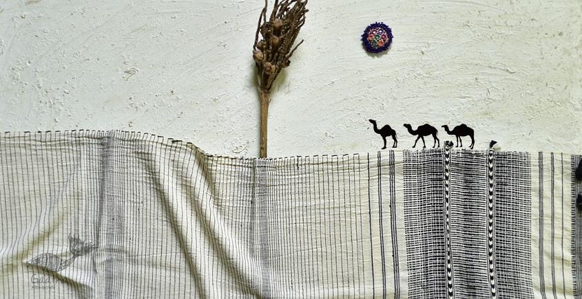 shop online Cotton bhujodi handwoven cotton Dupatta6