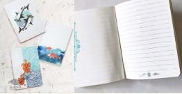 Daak ⚘ Ocean Series - Notebooks (Set of 3 A5 Page)