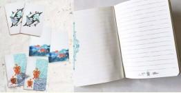 Daak ⚘ Ocean Series - Notebooks (Set of 6 A6 Page)