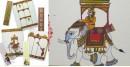 shop online Notebooks with bookmark - Chitrakathi motif