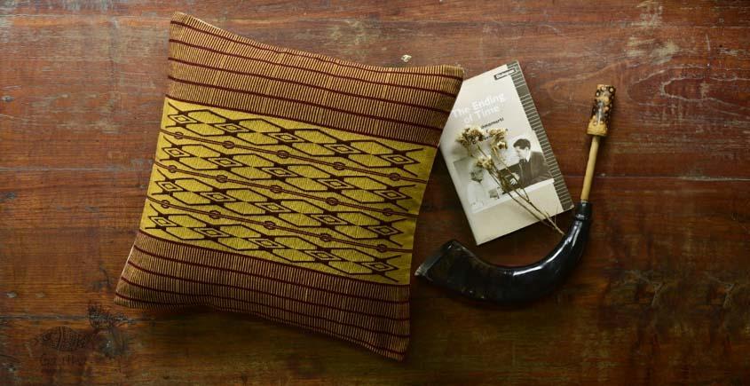 shop online naga loinloom cotton Cushion Cover