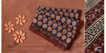 Eshana | Gaamthi Print . Natural Color . Saree |  1