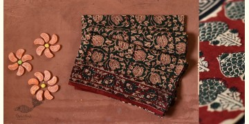 Eshana | Gaamthi Print . Natural Color . Saree | 3