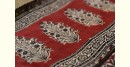 Gujarati cotton block printed saree for every day use
