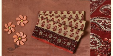 Eshana | Gaamthi Print . Natural Color . Saree | 10