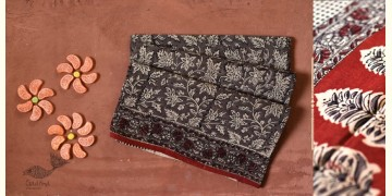 Eshana | Gaamthi Print . Natural Color . Saree | 12