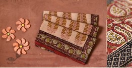 Eshana | Gaamthi Print . Natural Color . Saree |  14