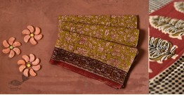 Eshana | Gaamthi Print . Natural Color . Saree |  15