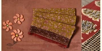 Eshana | Gaamthi Print . Natural Color . Saree |  15