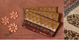 Eshana | Gaamthi Print . Natural Color . Saree | 2
