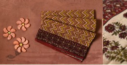 Eshana | Gaamthi Print . Natural Color . Saree | 5