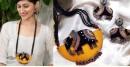 Fudakti ♥ Moh Madhubani Wooden Handcrafted Necklace Set ♥ 34