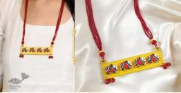 Fudakti ♥ Meera Madhubani Handcrafted Elephant  Necklace ♥ 38