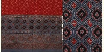 Ajrakh Dress Material - 27