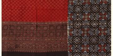 Ajrakh Dress Material - 8