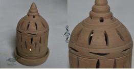 Maati Ka Kaam ‡ Terracotta Designer Candle Stand ‡ 11