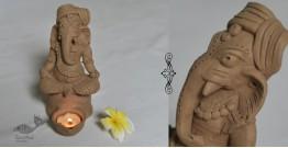 Maati Ka Kaam ‡ Terracotta Eco Friendly Ganesha ‡ 12