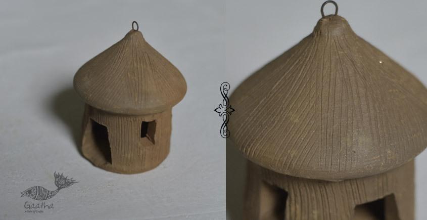 Terracotta Handmade Clay small hut