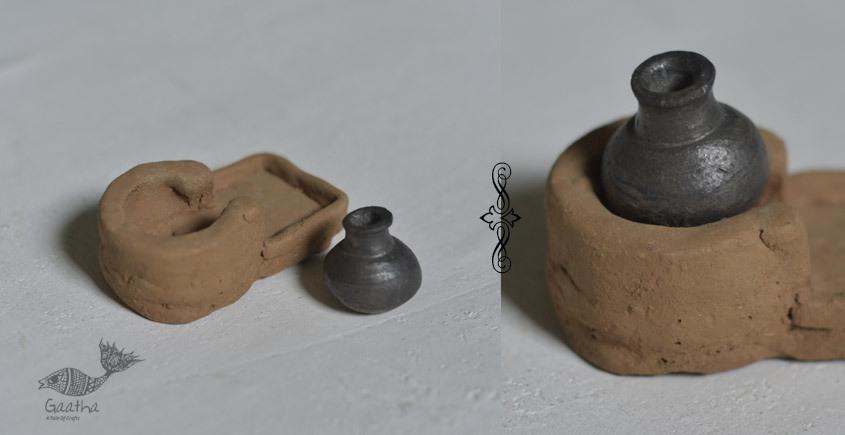 Terracotta Handmade Miniature clay toy