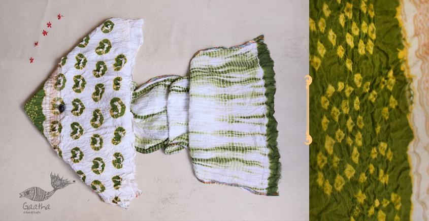 मनमौजी ❈ Bandhani . Dress Material ❈ C