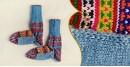 Igloo ☃ Wool Foot Warmers  ☃ 11